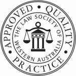 Icon for Approved Quality Practices by the Law Society of Western Australia